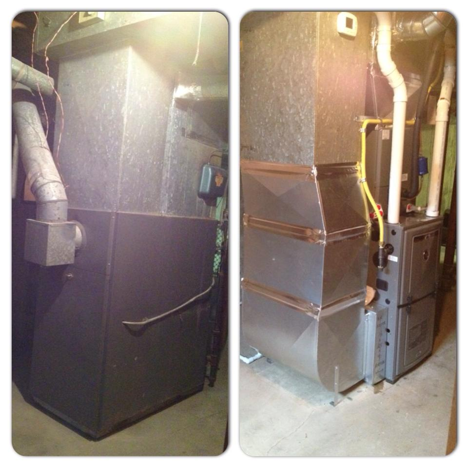 Before-and-after-furnace-install