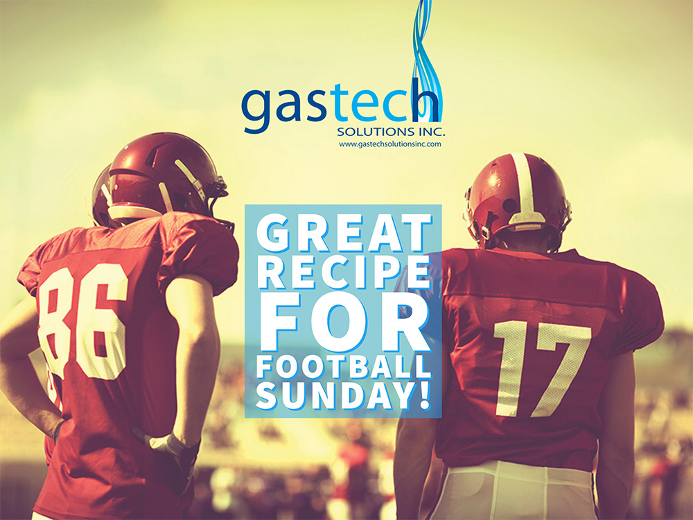 great recipe for football sunday