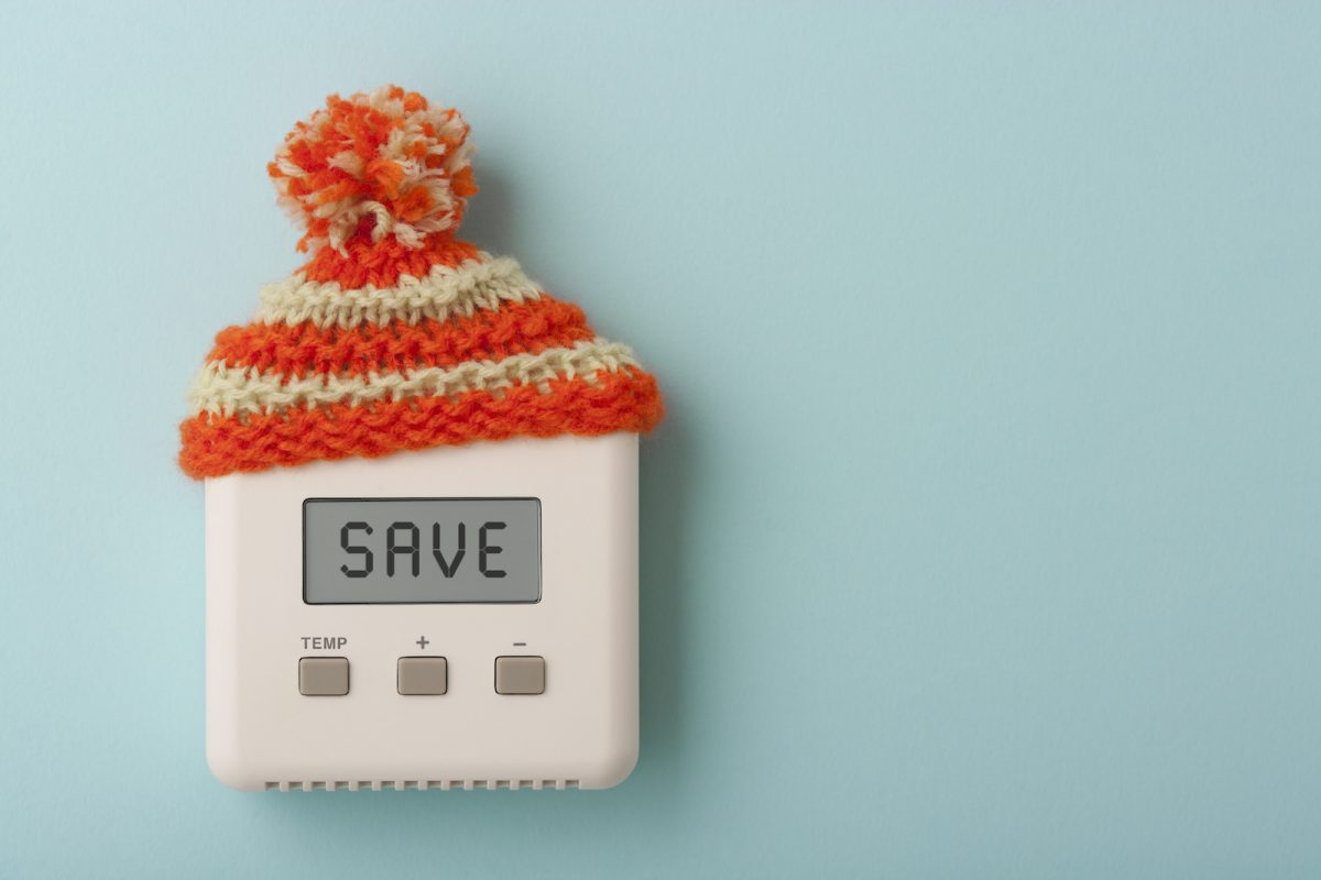 SAVE this winter with lower heating bills